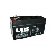 UPS Power 12V 1,3Ah zselés akkumulátor (MC1.3-12)