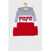 Pepe Jeans - Bluza copii Telmo 92-180 cm