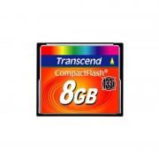 Card Transcend Compact Flash 8GB 133x