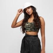 Urban Classics Camo Bra - Camo - Size: Extra Small; female
