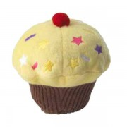 House of Paws Vanilla Scented Cupcake Yellow