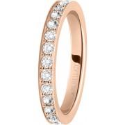 Morellato Inel de bronz cu inele de dragoste SNA40 Cristale 54 mm