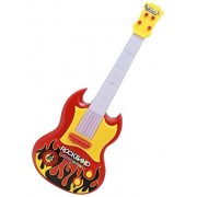 Home Cube® Music Electric Guitar 4 Strings Kids Musical Instruments Educational Toy- Random Color