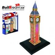 Big Ben with Light 3D Puzzles