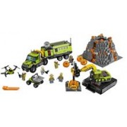 Set LEGO City Volcano Exploration Base