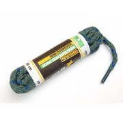 PROMA Tkaničky (šněrovadla) STAR LACES SLIM 123p0305 šedo-modrá 160 cm