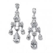 Cercei Borealy Diamonds Chandelier Bride