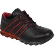 Kavacha Steel Toe Safety Shoe, S9 For Men(Black)