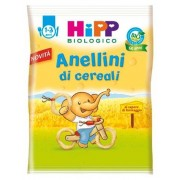 Hipp Italia Srl Hipp Anellini Di Cereali 25 G