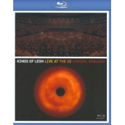 Kings of Leon: Live at the O2 [Blu-ray] [2009]