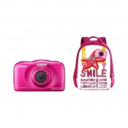 Nikon Coolpix W100 Backpack kit Roze