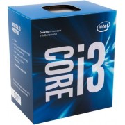 Procesor Intel Kaby Lake Core i3-7100, 3.9 GHz, LGA 1151, 3MB, 51W (BOX) + Cupon Intel Mainstream