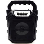 Boxa portabila Media-Tech PLAYBOX SHAKE BT, Bluetooth, Radio FM, MP3, USB, MicroSD, RMS 5W, Negru