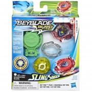 Set Hasbro Beyblade Burst Slingshock Rip Fire - Achilles A4 (F)(L)