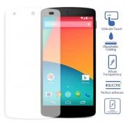 Protector de Ecrã de Vidro Temperado para LG Nexus 5