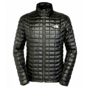 The North Face Mens Thermoball FZ Jacket Tnf Black Lättviktsjacka Herr Storlek XS