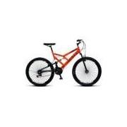 Bicicleta Colli Fulls Gps Dup. Suspensão Aro 26 Aero 72 Raios 21 Marchas - 156.12d