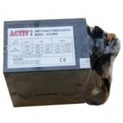 Sursa 700W ACTIV 7 ATX 12V v2.3 Eficienta 80+ PFC Activ 4x Molex 6x SATA 2x 6+2P PCIe