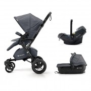 Trio Concord Neo Travel-Set Graphite Grey