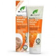 Dr Organic Manuka Honey - Face Scrub 125 ml