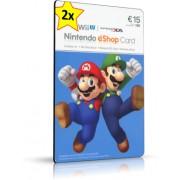 Nintendo eShop Card 30 Euro Guthaben