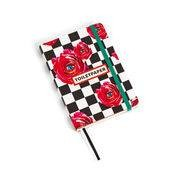 Seletti Carnet Toiletpaper / Roses - Small 15 x 10,5 cm - Seletti multicolore en papier