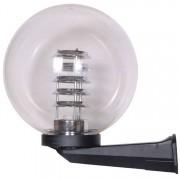 Bol wandlamp helder 35∅ + raster