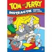Tom si Jerry. Distractie pentru tot anul