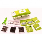 Famous 11 In 1 Vegetable Fruits Cutter Slicer Dicer Grater Chopper Peeler by japan store
