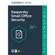 Kaspersky Small Office Security 5 Pc + 5 Mobiles + 1 Serveur