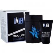 Thierry Mugler A*Men Комплект (EDT 100ml + SG 50ml) за Мъже