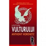 Lovitura vulturului. Seria Alex Rider Vol.4