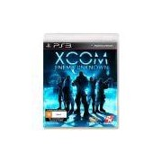 Jogo XCOM: Enemy Unknown - PS3