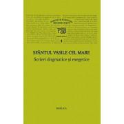 P.S.B. Vol. 4 - Scrieri dogmatice si exegetice/Sfantul Vasile cel Mare