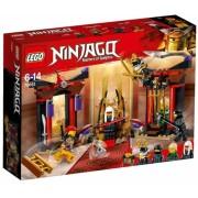 Confruntarea din sala tronului 70651 LEGO Ninjago