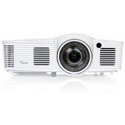 Videoproiector Optoma GT1070XE, 2800 lumeni, 1920 x 1080, Contrast 23000:1, HDMI, 3D (Alb)