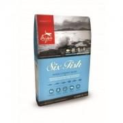 Orijen Six Fish pour chien 11.4 kg