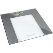 Cantar corporal Medisana PS 400, 150 kg, Sticla (Argintiu)
