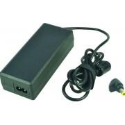 2-POWER Netspanningsadapter - 110-240 V wisselstroom V - 90 Watt - voor Fujitsu LIFEBOOK E751, E752, E780, E781, E782, S752, S762, S782, S792, T731, T901, T902