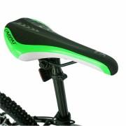 Bicicleta Mtb-Ht 29 Carpat Wrangler C2955B cadru aluminiu culoare negruverde
