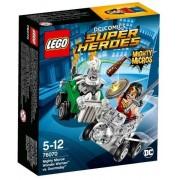 Lego 76070 Super Heroes Mighty Micros Wonder Woman Kontra Doomsday