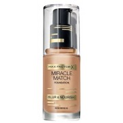 MAX FACTOR MIRACLE MATCH BLUR & NOUR SOFT BASE DE MAQUILLAJE ROSE BEIGE 65 30 ML
