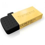Флаш памет Transcend JetFlash 380 32GB Gold