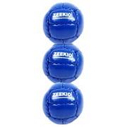 Zeekio Galaxy Juggling Ball Gift Set 3 Galaxy Juggling Balls Dark Blue