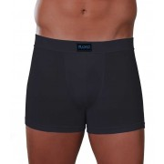 Lord Internal Wide Rubber Boxer Brief Underwear Black 7107