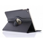 Zwarte 360° draaibare tablethoes voor de iPad Air 2