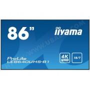 IIYAMA Ecran 55 pouces Full HD PROLITE LE8640UHS-B1