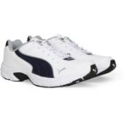Puma Axis IV XT DP Running Shoes For Men(Black, Grey, White)