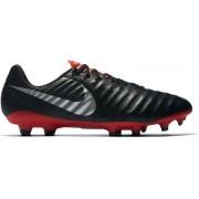 Nike Tiempo Legend 7 PRO FG - scarpe da calcio terreni compatti - Black/Red