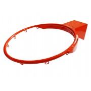 Standard fix kosárgyűrű 22mm vastag , fém porszort felület, 45 cm belső átmérő